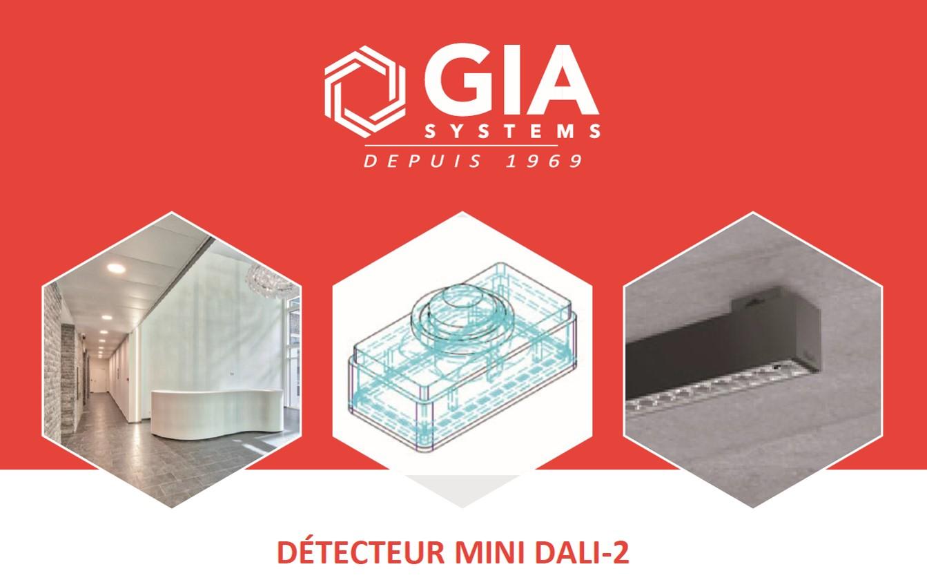 Fiche mini détecteur DALI-2 FR