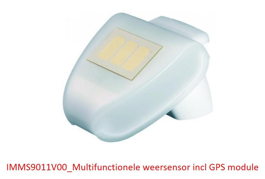 IMMS9011V00_Multifunctionele weersensor incl GPS module